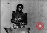 Image of African American mother New Jersey United States USA, 1896, second 16 stock footage video 65675071516