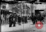 Image of horse-drawn sleighs Harrisburg Pennsylvania USA, 1896, second 1 stock footage video 65675071523