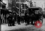Image of horse-drawn sleighs Harrisburg Pennsylvania USA, 1896, second 2 stock footage video 65675071523