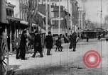 Image of horse-drawn sleighs Harrisburg Pennsylvania USA, 1896, second 6 stock footage video 65675071523