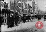 Image of horse-drawn sleighs Harrisburg Pennsylvania USA, 1896, second 13 stock footage video 65675071523