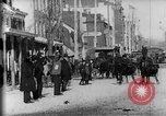 Image of horse-drawn sleighs Harrisburg Pennsylvania USA, 1896, second 17 stock footage video 65675071523