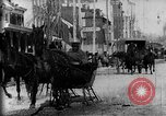 Image of horse-drawn sleighs Harrisburg Pennsylvania USA, 1896, second 20 stock footage video 65675071523