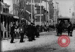 Image of horse-drawn sleighs Harrisburg Pennsylvania USA, 1896, second 22 stock footage video 65675071523