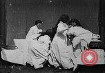 Image of Pillow fight West Orange New Jersey USA, 1897, second 3 stock footage video 65675071524
