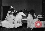 Image of Pillow fight West Orange New Jersey USA, 1897, second 17 stock footage video 65675071524