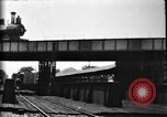 Image of Crossing railroad lines United States USA, 1897, second 20 stock footage video 65675071538