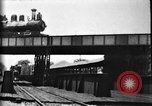 Image of Crossing railroad lines United States USA, 1897, second 21 stock footage video 65675071538