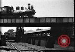 Image of Crossing railroad lines United States USA, 1897, second 22 stock footage video 65675071538