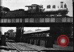 Image of Crossing railroad lines United States USA, 1897, second 24 stock footage video 65675071538