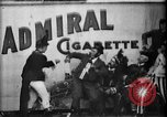 Image of motion picture advertising West Orange New Jersey USA, 1897, second 10 stock footage video 65675071539