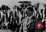 Image of Adolf Hitler giving impassioned speeches Germany, 1935, second 6 stock footage video 65675071547