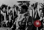 Image of Adolf Hitler giving impassioned speeches Germany, 1935, second 10 stock footage video 65675071547