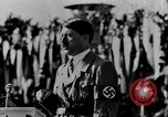 Image of Adolf Hitler giving impassioned speeches Germany, 1935, second 11 stock footage video 65675071547