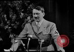 Image of Adolf Hitler giving impassioned speeches Germany, 1935, second 15 stock footage video 65675071547