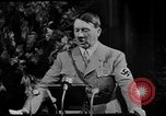 Image of Adolf Hitler giving impassioned speeches Germany, 1935, second 18 stock footage video 65675071547