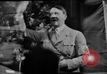 Image of Adolf Hitler giving impassioned speeches Germany, 1935, second 20 stock footage video 65675071547