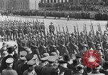 Image of Adolf Hitler in Nazi rally at Zeppelin Field in Nuremberg Germany, 1933, second 16 stock footage video 65675071551