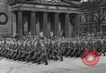 Image of Adolf Hitler in Nazi rally at Zeppelin Field in Nuremberg Germany, 1933, second 44 stock footage video 65675071551