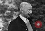 Image of German Crown Prince Friedrich Wilhelm Germany, 1932, second 1 stock footage video 65675071556
