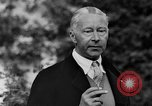 Image of German Crown Prince Friedrich Wilhelm Germany, 1932, second 5 stock footage video 65675071556
