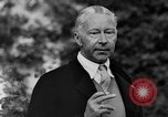 Image of German Crown Prince Friedrich Wilhelm Germany, 1932, second 11 stock footage video 65675071556
