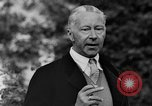 Image of German Crown Prince Friedrich Wilhelm Germany, 1932, second 15 stock footage video 65675071556