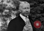 Image of German Crown Prince Friedrich Wilhelm Germany, 1932, second 17 stock footage video 65675071556