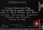 Image of children Hawaii USA, 1916, second 1 stock footage video 65675071571