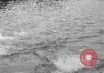 Image of swimming race Hawaii USA, 1916, second 20 stock footage video 65675071572