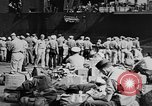 Image of USS Franklin Hawaii USA, 1945, second 54 stock footage video 65675071579
