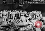 Image of USS Franklin Hawaii USA, 1945, second 55 stock footage video 65675071579