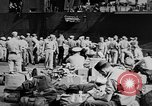 Image of USS Franklin Hawaii USA, 1945, second 56 stock footage video 65675071579