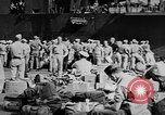 Image of USS Franklin Hawaii USA, 1945, second 58 stock footage video 65675071579
