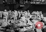 Image of USS Franklin Hawaii USA, 1945, second 59 stock footage video 65675071579