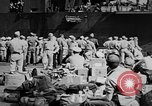 Image of USS Franklin Hawaii USA, 1945, second 60 stock footage video 65675071579