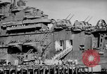 Image of USS Franklin Hawaii USA, 1945, second 62 stock footage video 65675071579