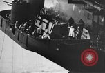 Image of USS Franklin Pacific Ocean, 1945, second 23 stock footage video 65675071582