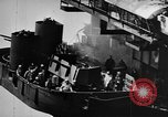 Image of USS Franklin Pacific Ocean, 1945, second 25 stock footage video 65675071582
