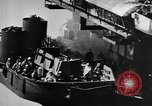 Image of USS Franklin Pacific Ocean, 1945, second 26 stock footage video 65675071582