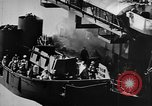Image of USS Franklin Pacific Ocean, 1945, second 27 stock footage video 65675071582