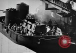 Image of USS Franklin Pacific Ocean, 1945, second 28 stock footage video 65675071582