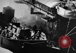 Image of USS Franklin Pacific Ocean, 1945, second 29 stock footage video 65675071582