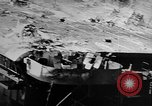Image of USS Franklin Pacific Ocean, 1945, second 32 stock footage video 65675071582