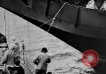 Image of USS Franklin Pacific Ocean, 1945, second 46 stock footage video 65675071582