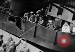 Image of USS Franklin Pacific Ocean, 1945, second 55 stock footage video 65675071582