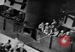 Image of USS Franklin Pacific Ocean, 1945, second 56 stock footage video 65675071582