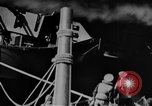 Image of USS Franklin Pacific Ocean, 1945, second 61 stock footage video 65675071582