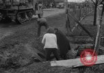 Image of American soldiers Gemunden Germany, 1945, second 17 stock footage video 65675071585