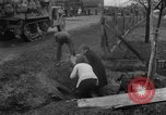 Image of American soldiers Gemunden Germany, 1945, second 22 stock footage video 65675071585